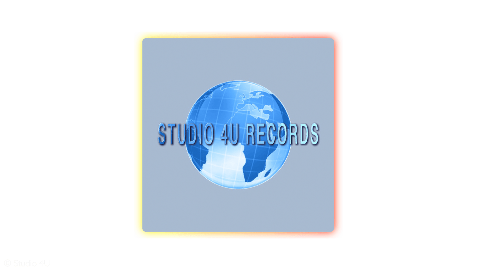 Logo - Studio 4U Records